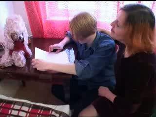 Rita seduced dia putra