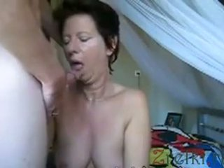 Facefuck äldre momen hustru