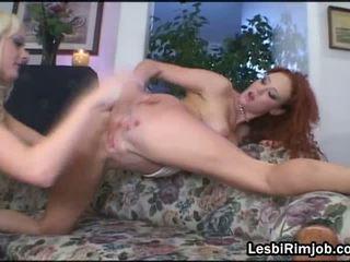 Lesbisch porno poesje en bips licking gratis