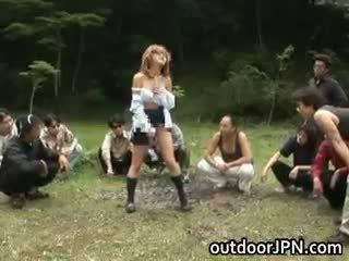 kiva japanilainen, eniten ryhmäseksiä tarkistaa, kuuma rotujenvälinen