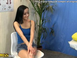 Nauw bips massage van geil dokter