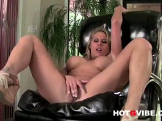 Busty charisma cappelli gets off