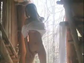 Alessandra: حر أشعر & فتاة الاباحية فيديو ca