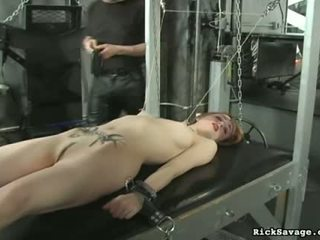 Rick savage binds و punishes