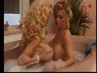 Big Tits Long Nails Lesbian Bathtub, Free Porn b5
