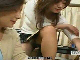 Subtitles japonia milfs cougars ubrane kobiety i nadzy mężczyźni harem