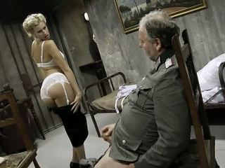 Young Girl and an Old Man Having Sex