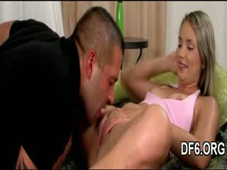 Virgin goddess shows hore