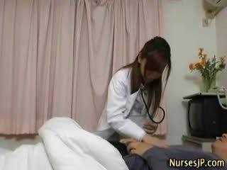 japanisch, exotisch, krankenschwestern