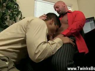 Mijn horrible homo baas, scène