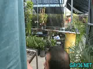 Wonderful homo anale sesso