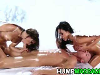 real tits, new masseuse, full masseur