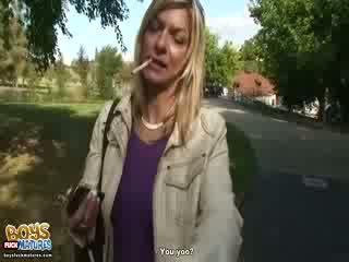 포르노, 여성 성기, 늙은