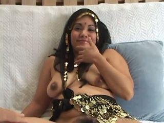 likken, vingerzetting, indisch