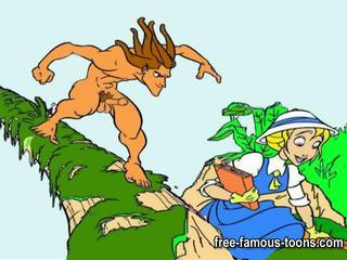 dessins animés, famous toons