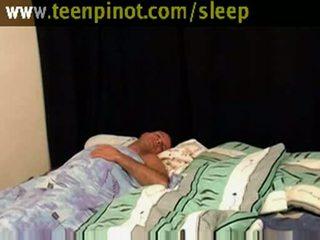 Lány beauty szar míg alvás