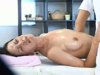 Wife cheating with her masseur Video