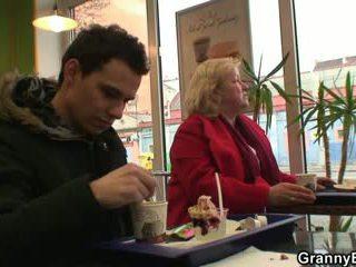 gammel, bestemor, bestemor