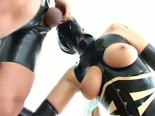 sekso žaislai, latekso, hardcore