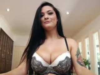 brunette, big boobs, softcore