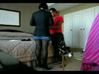 Bisex vīrietis vīrietis sieviete video
