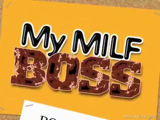 Boss Ava Devine Unable To Live Without It Coarse