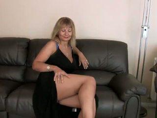 thick, big boobs, granny