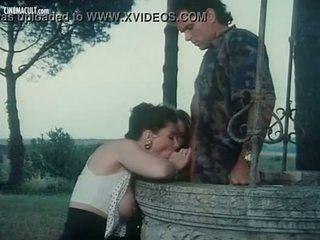 Emmanuelle cristaldi, vampirella 과 barbarella - 나체상 장면 부터 나는 sogni oscen