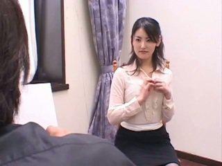 японски, babes, хардкор