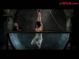 alle bdsm, heetste water bondage scène