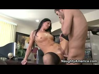 Rockin Hawt Doxy India Summers Spreads Her Slits Wide Enough To Get Real Plowed