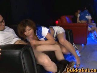 Vakker ludder pine shizuku receives