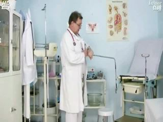 Iveta Gyno Cookie And Anal Speculum Cthis Guyckup At Clinic