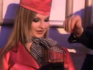 real uniform hottest, see air hostesses fun