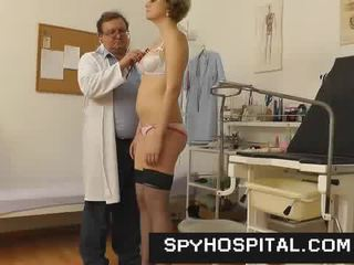 nice vagina most, real doctor more, hidden cams