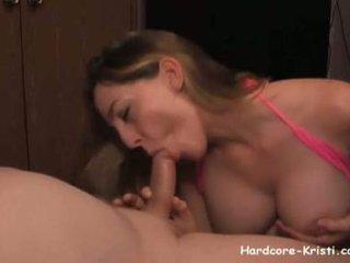 Kristi Titty Fuck