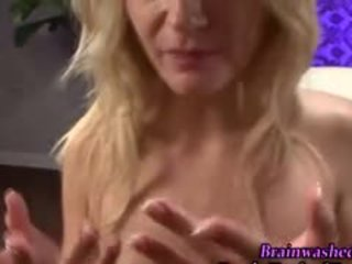 great blowjob new, pov you, quality blonde great
