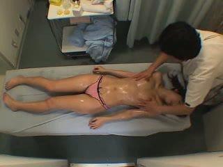 Spycam 健康 spa 按摩 性別 部分 1