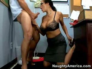 free glasses ideal, big tits, hottest secretaries nice