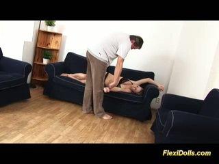 controleren naakt scène, meer sex movies film, echt flexibele actie