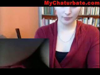 webcam, vol voyeur kanaal, masturbatie vid