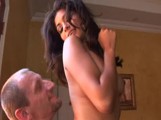 Indecent Exotic Ruby Rayes Gets Her Pussy Thumped With Her Man's Thick Shaft