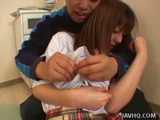 Armas aasia kool tüdruk perses raske!