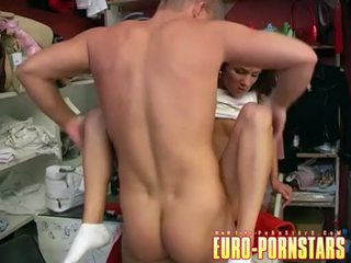 Bitch Takes Dick In Her Pussy