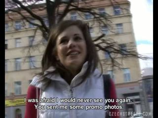 Tsjechisch streets - marketa video-