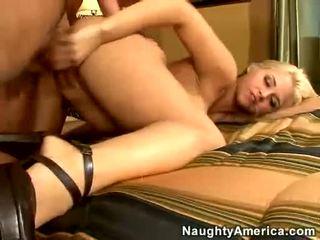 Big Juggs Sarah Vandella Getting Her Pussy Team Fucked Hard
