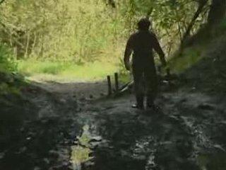 cô gái, rừng, rape