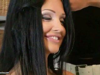 품질 하드 코어 섹스 어떤, 큰 가슴 신선한, 여배우