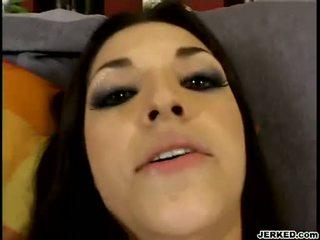 Sex Mad Alicia Angel Gets Pounded Hard And Spunkpied Pov