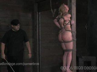 heetste grote borsten klem, kwaliteit marteling porno, pijnlijk scène